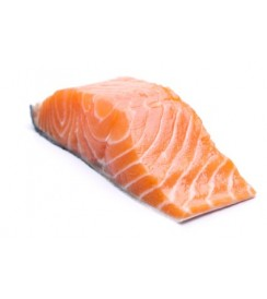 Lomos de salmón Noruego 400grs (2x200) (Calidad Sashimi)
